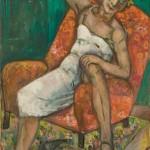 Transvestit | 2005 | 96 x 83 cm