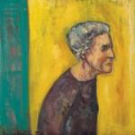 Frau Schrems | 2008 | 58 x 62 cm