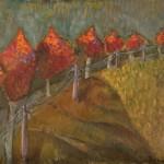 Kirschbäume | 2006 | 70 x 50 cm