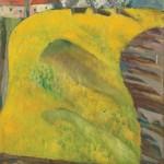 Rapsfeld | 2007 | 69 x 74 cm