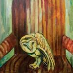 Die Weisheit | 2005 | 50 x 49 cm