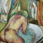 Das Bad | 2003 | 114 x 84 cm