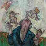 Der Jongleur | 2008 | 100 x 90 cm